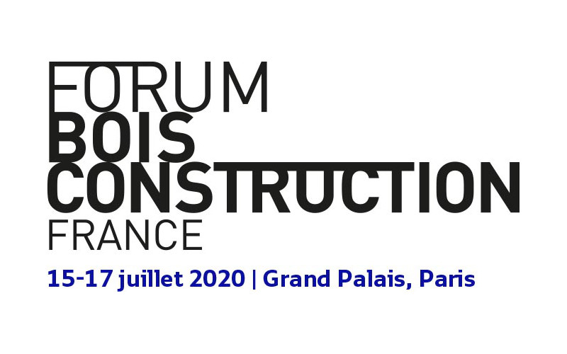 Forum Bois Construction 2020
